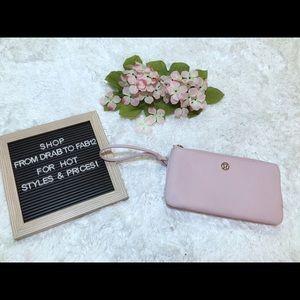 Lululemon pink wallet